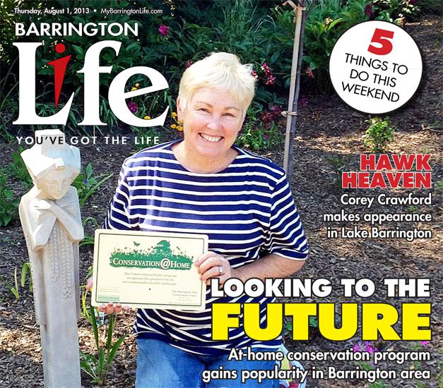 Barrington Life Issue - 8.1.2013