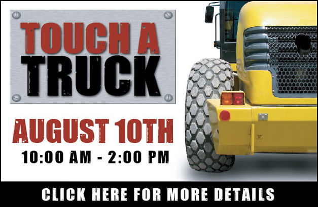 Touch a Truck at The Arboretum of South Barrington
