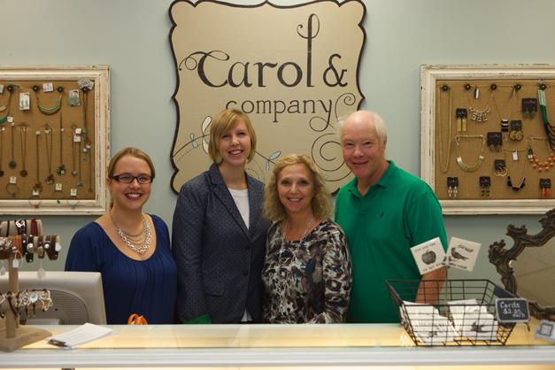 The Carol & Company Team - Photographed by Julie Linnekin
