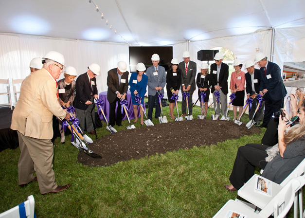 Post - Good Shepherd Hospital Groundbreaking
