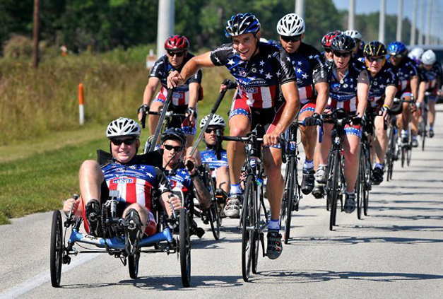 Photo Courtesy of Ride 2 Recovery