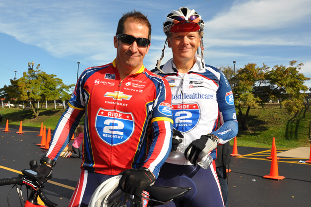 Fox News Correspondent & Lt. Col., Ret. US Army & Ride 2 Recovery Chief Operating Officer, David Haines