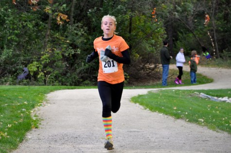Trick or Treat Trot 2013
