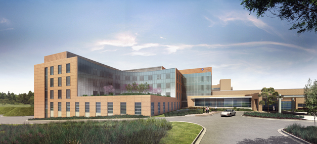Advocate Good Shepherd Hospital Modernization - North Tower