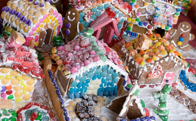 ChristKindlFest Gingerbread House Competition