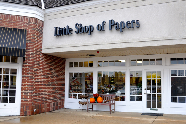 Little Shop of Papers - 742 W. Northwest Highway in Barrington