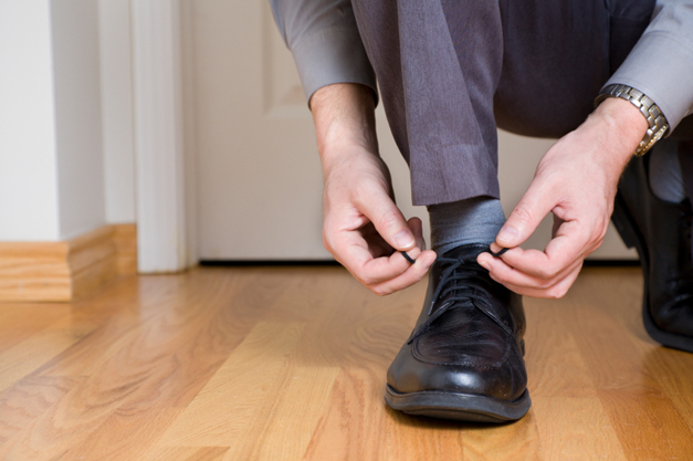 Dr. Baird Says 80% of us are wearing the wrong size shoes