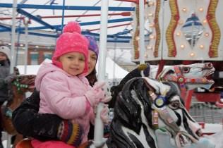 ChristKindlFest Kids Activities - Photographed by Julie Linnekin