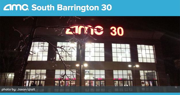 AMC South Barrington 30 - 175 Studio Drive in South Barrington