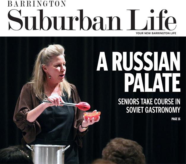 Barrington Suburban Life 1.23.2014 Issue