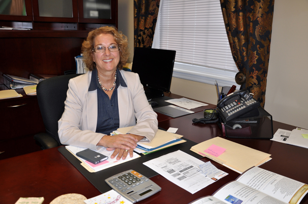 Barrington Area Chamber of Commerce President, Suzanne Corr