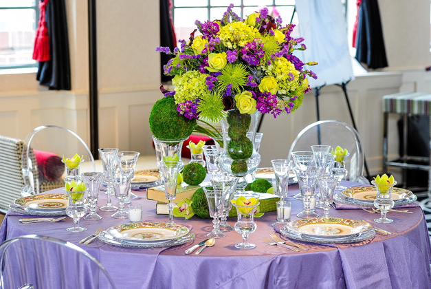 An Invitation to Grace Meets Glamour from Christina Currie Events
