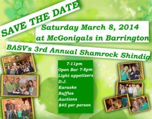 Post 450 - Shamrock Shindig