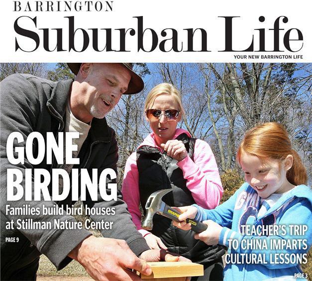 Barrington Suburban Life - April 3, 2014 Issue