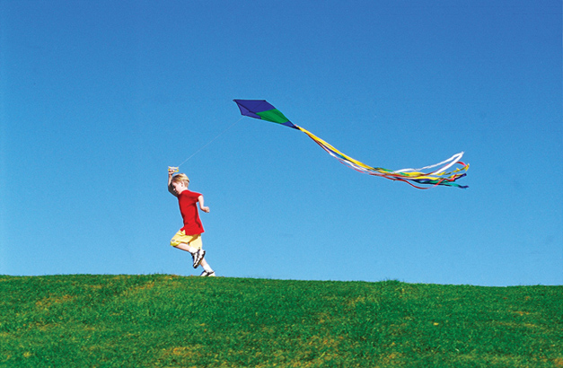 Barrington KidFest & Community Kite Fly on Saturday, May 3rd, 2014 at Citizens Park