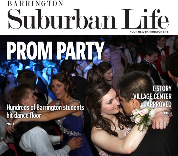 Barrington Suburban Life Issue - 5.14.2014