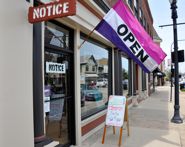 Notice Accessories for Living - 202 S. Cook Street in Barrington
