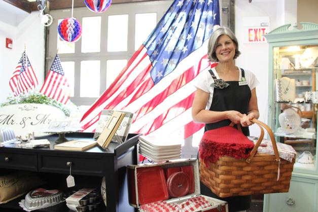 Norton's U.S.A. Owner, Deborah Leydig - Photographed by Ryan Woodlock