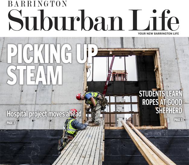 Barrington Suburban Life - June 19, 2014 Issue
