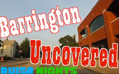 """169. Introducing """"Barrington Uncovered"""" with Cruise Nights Video Tour"""
