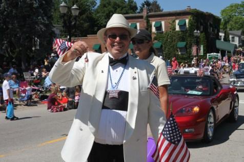 Post - Barrington 4th of July 2014 Parade - Bob Lee - 103
