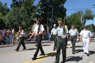 Post - Barrington 4th of July 2014 Parade - Bob Lee - 107