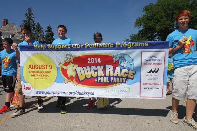 Post - Barrington 4th of July 2014 Parade - Bob Lee - 20