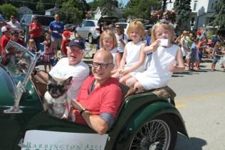 Post - Barrington 4th of July 2014 Parade - Bob Lee - 25