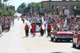 Post - Barrington 4th of July 2014 Parade - Bob Lee - 28