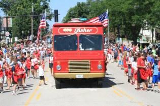 Post - Barrington 4th of July 2014 Parade - Bob Lee - 31