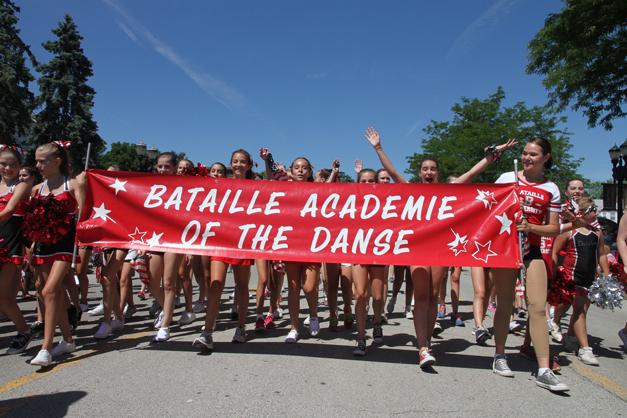 Post - Barrington 4th of July 2014 Parade - Bob Lee - 44