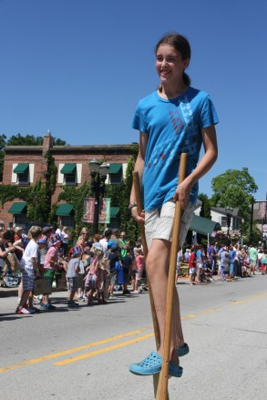 Post - Barrington 4th of July 2014 Parade - Bob Lee - 61