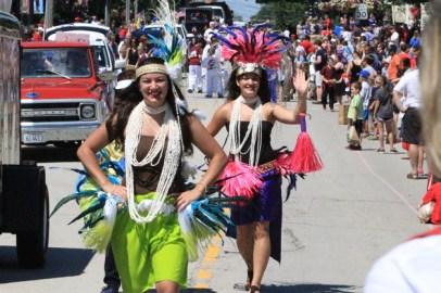 Post - Barrington 4th of July 2014 Parade - Bob Lee - 7