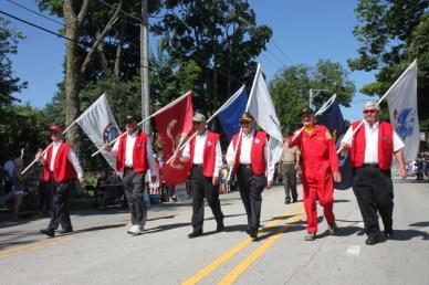 Post - Barrington 4th of July 2014 Parade - Bob Lee - 80