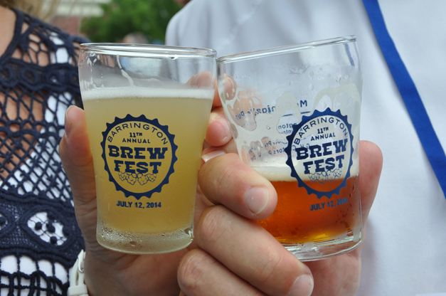 Barrington Brew Fest, 2014
