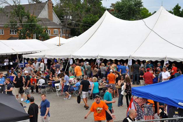 Barrington Brew Fest, 2014
