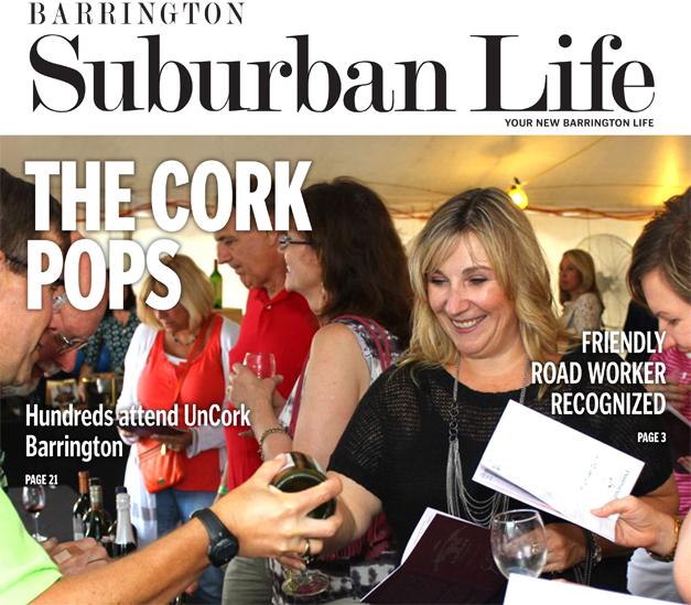 Barrington Suburban Life Issue - July 18, 2014