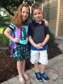 """""""Ready for 2nd grade!"""" - Submitted by Mom, Heather Williams"""