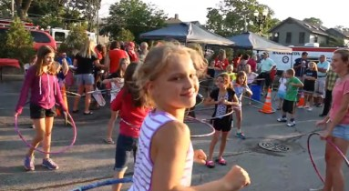 Post - National Night Out in Barrington 2014 - 2