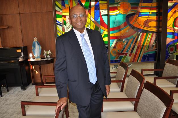 Advocate Good Shepherd Hospital Rev. Fred Rajan, Vice President, Mission and Spiritual Care