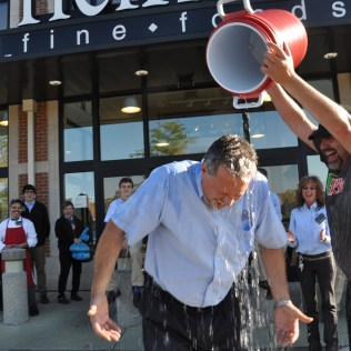 365 - Heinen's Barrington Ice Bucket Challenge 2014 - 5
