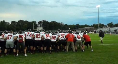 Post - BHS Game of the Week Broncos vs. Elk Grove - 7