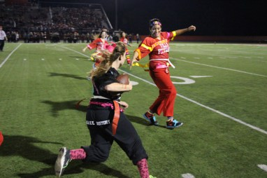 Post - Filly Football Powder Puff Homecoming Game - 101