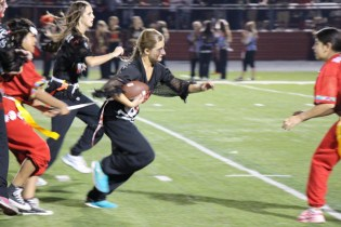 Post - Filly Football Powder Puff Homecoming Game - 126