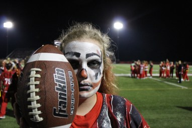 Post - Filly Football Powder Puff Homecoming Game - 14