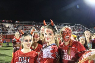 Post - Filly Football Powder Puff Homecoming Game - 150