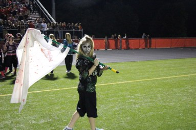 Post - Filly Football Powder Puff Homecoming Game - 91