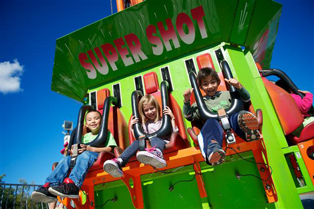 Grove Avenue School Carnival - Photographed by Tom Root