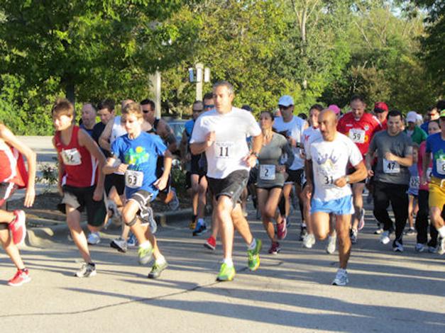 Run the Shores at Lake Barrington - Saturday, September 20th, at 8 a.m.