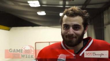 Post - Barrington High School Hockey Defeats Glenbrook North in BHS Game of the Week - 16